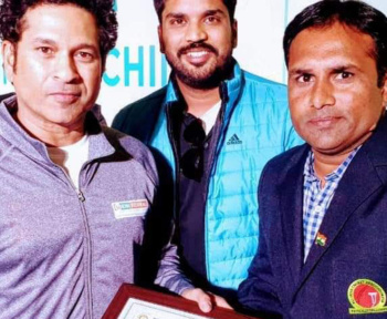 Inspiring real-life Cricket Story of differently-abled Dinesh