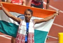 Hima Das as India's golden girl from Assam – Her life snapshot in short story