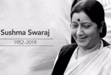 SUSHMA SWARAJ – Biography, Education, & Family