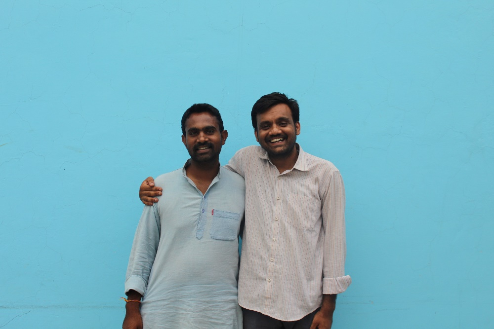 Meet Surender and Akash - Founders of SRI Foundation