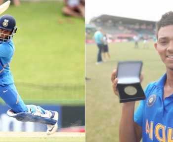 Yashasvi Jaiswal - Rags to to playing for India U-19 World Cup