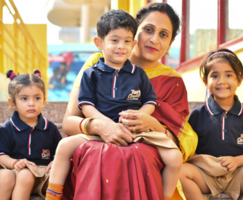 THE CRAYONS SCHOOL is defining new-age education for toddlers