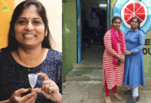 Seema Khandale – a social worker who loves serving people