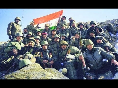 Diary of an Indian Army Soldier