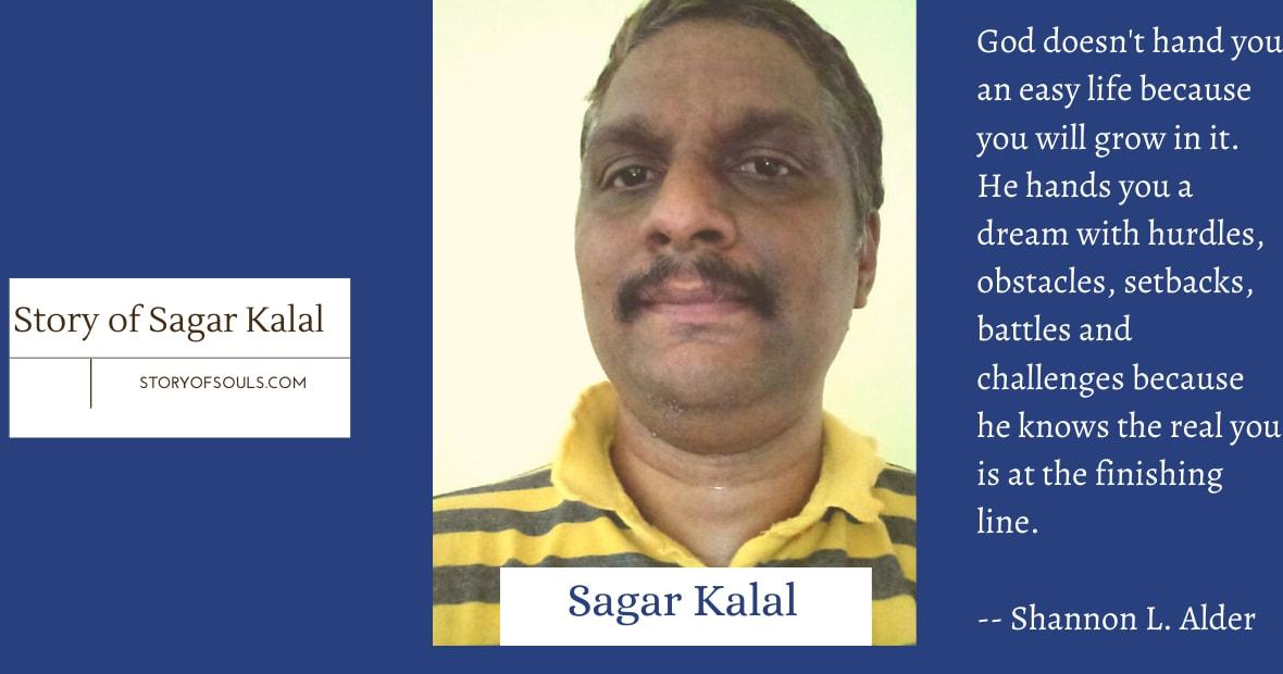 sagar kalal life story
