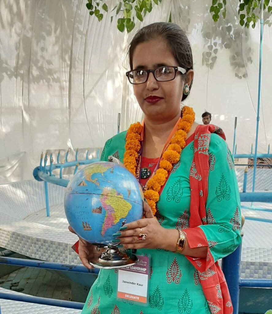 Jaswinder Kaur Inspirational Story