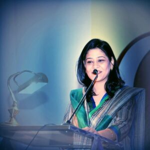 Dr. Geetanjali Chopra, Founder, Wishes & Blessings