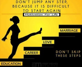how to chose career or love