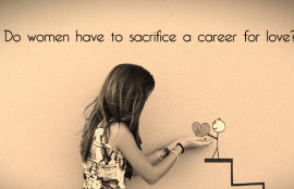 career or love decisions