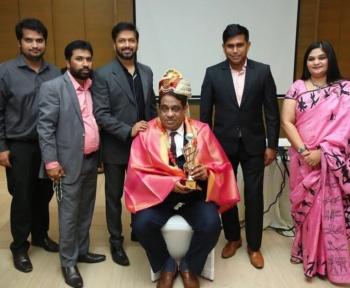 CA Ajit Kothari award