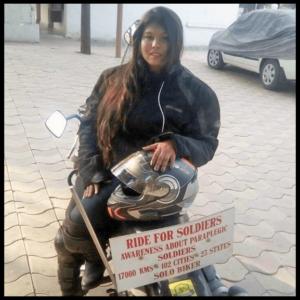 Biking All The Way - Mitsu Chawda