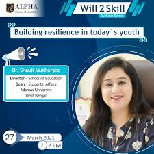 Dr. Shauli Mukherjee is an educator and a motivational speaker.