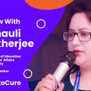 Dr. Shauli Mukherjee, Director of School of Education at Adamas University, Kolkata is an educator and a motivational speaker.